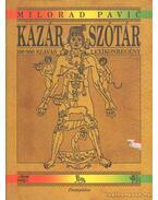 Kazár szótár