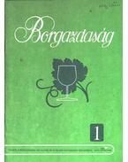 Borgazdaság 1987/1. - Szalka Péter (szerk.)