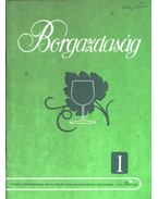 Borgazdaság 1987/1.