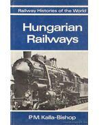 Hungarian railways (angol)