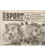 Nemzeti Sport 1993. december IV. évfolyam (hiányos)