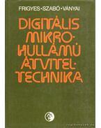 Digitális mikrohullámú átviteltechnika
