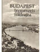 Budapest természeti földrajza