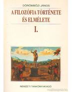 A filozófia története és elmélete I-II. kötet