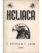 Heliaca 1994. I. évfolyam 1. szám