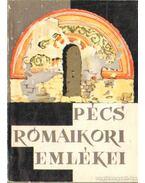 Pécs rómaikori emlékei (1963)