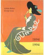 Gundel 1894 - 1994 (angol)