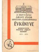 A Nagykőrösi Arany János Gimnázium és Szakközépiskola évkönyve 1973-1974