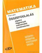 Összefoglalás - Matematika I-II.