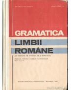 Grammatica Limbii Romane