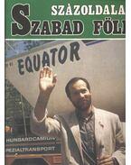 Százoldalas Szabad föld 1992. nyár