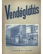 Vendéglátás II. évfolyam 5. szám 1958. október