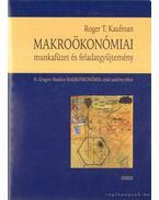Makroökonómiai munkafüzet és feladatgyűjtemény