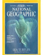 National Geographic February 1994 Vol. 185. No. 2.