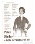 Petőfi Sándor a költő, forradalmár és hős
