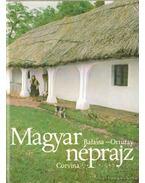 Magyar néprajz