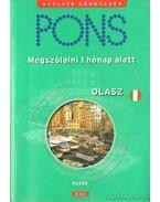 Pons megszólalni 1 hónap alatt olasz