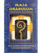 Maja orákulum (könyv+kártya)