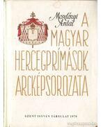 A magyar hercegprímások arcképsorozata