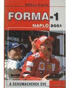 Forma-1 napló 2001