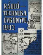 Rádiótechnika évkönyve 1993