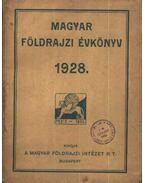 Magyar földrajzi évkönyv 1928