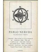 Pablo Neruda válogatott versei