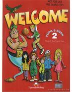 Welcome 2 I-II. (tankönyv + munkafüzet)