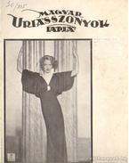 Magyar Uriasszonyok Lapja 1935. 30. szám