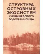A Kubisejszkij víztározó sziget-ökoszisztémáinak strukturája (Структура островных экосисте
