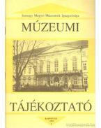 Múzeumi Tájékoztató 1993/4
