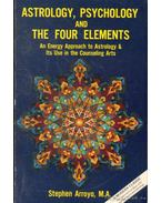 Astrology, Psychology, and The Four Elements