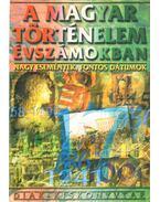 A magyar történelem évszámokban