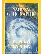 National Geographic March 1999 Vol. 195. No. 3.