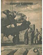 Magyar Szárnyak 1943. 21. szám november
