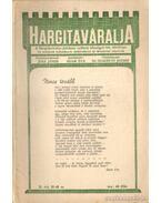Hargitaváralja 1938. III. évf. 39-40. szám