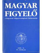 Magyar Figyelő 1995/6.