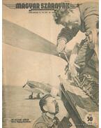 Magyar Szárnyak 1943. 10. szám május