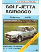Golf-Jetta - Scirocco autodata javítási kézikönyv