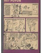 Hét pofon (Füles1979. 6-17. szám 1-12. rész)