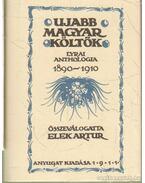 Ujabb magyar költők - lyrai anthologia 1890-1910 (hasonmás) (mini)