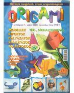 Origami I. évf. 1. szám 2000. november