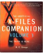 The Unofficial X-Files Volume 3