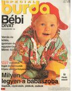 Special burda bébi divat tavasz/nyár 95.