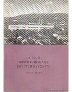 A Pécsi Orvostudományi Egyetem évkönyve 1970/71. tanév