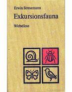 Exkursionsfauna (Állatfajták)