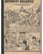 Divényi kelepce (Füles 1981. 32-41 szám 1-10 rész)