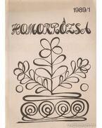 Homokrózsa 1989/1 I-II. kötet