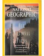 National Geographic October 1994 Vol. 186. No. 4.