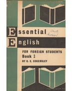 Essential English for Foreign Students 2.